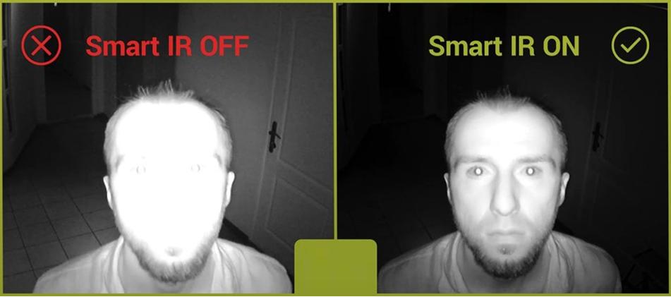 دوربین مداربسته Smart IR